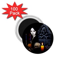 Vampires Night  1 75  Magnets (100 Pack)  by Valentinaart