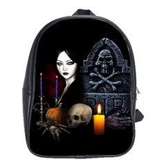 Vampires Night  School Bag (large)