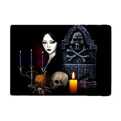 Vampires Night  Apple Ipad Mini Flip Case by Valentinaart