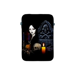 Vampires Night  Apple Ipad Mini Protective Soft Cases by Valentinaart