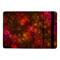 Spiders On Red Samsung Galaxy Tab Pro 10 1  Flip Case by AllOverIt