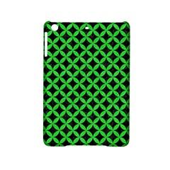 Circles3 Black Marble & Green Colored Pencil Ipad Mini 2 Hardshell Cases by trendistuff