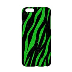 Skin3 Black Marble & Green Colored Pencil Apple Iphone 6/6s Hardshell Case by trendistuff