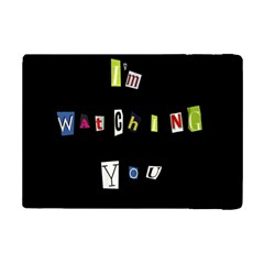 I Am Watching You Ipad Mini 2 Flip Cases by Valentinaart