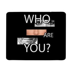 Who Are You Samsung Galaxy Tab Pro 8 4  Flip Case by Valentinaart