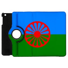 Gypsy Flag Apple Ipad Mini Flip 360 Case by Valentinaart