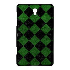 Square2 Black Marble & Green Leather Samsung Galaxy Tab S (8 4 ) Hardshell Case  by trendistuff