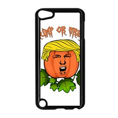 Trump Or Treat  Apple Ipod Touch 5 Case (black) by Valentinaart