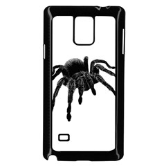 Tarantula Samsung Galaxy Note 4 Case (black) by Valentinaart