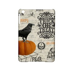Vintage Halloween Ipad Mini 2 Hardshell Cases by Valentinaart