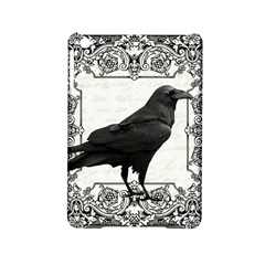 Vintage Halloween Raven Ipad Mini 2 Hardshell Cases by Valentinaart