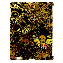 Amazing Neon Flowers B Apple Ipad 3/4 Hardshell Case (compatible With Smart Cover) by MoreColorsinLife