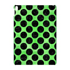 Circles2 Black Marble & Green Watercolor (r) Apple Ipad Pro 10 5   Hardshell Case by trendistuff