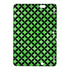 Circles3 Black Marble & Green Watercolor (r) Kindle Fire Hdx 8 9  Hardshell Case by trendistuff
