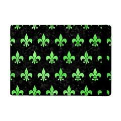 Royal1 Black Marble & Green Watercolor (r) Ipad Mini 2 Flip Cases by trendistuff
