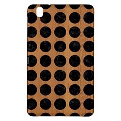 Circles1 Black Marble & Light Maple Wood (r) Samsung Galaxy Tab Pro 8 4 Hardshell Case by trendistuff