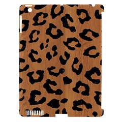 Skin5 Black Marble & Light Maple Wood Apple Ipad 3/4 Hardshell Case (compatible With Smart Cover) by trendistuff