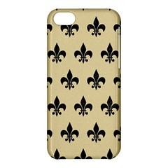 Royal1 Black Marble & Light Sand Apple Iphone 5c Hardshell Case by trendistuff