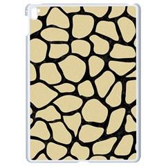 Skin1 Black Marble & Light Sand Apple Ipad Pro 9 7   White Seamless Case by trendistuff