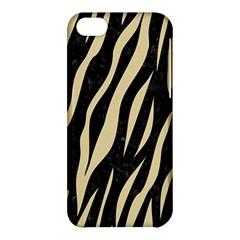 Skin3 Black Marble & Light Sand Apple Iphone 5c Hardshell Case by trendistuff