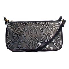 Art Nouveau Silver Shoulder Clutch Bags by 8fugoso