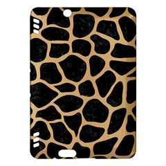 Skin1 Black Marble & Natural White Birch Wood (r) Kindle Fire Hdx Hardshell Case by trendistuff