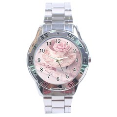 Shabby Chic High Tea Stainless Steel Analogue Watch by 8fugoso