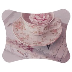 Shabby Chic High Tea Jigsaw Puzzle Photo Stand (bow) by 8fugoso