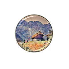 Impressionism Hat Clip Ball Marker by Love888