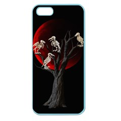 Dead Tree  Apple Seamless Iphone 5 Case (color) by Valentinaart