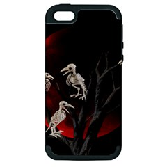 Dead Tree  Apple Iphone 5 Hardshell Case (pc+silicone) by Valentinaart