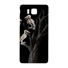 Dead Tree  Samsung Galaxy Alpha Hardshell Back Case by Valentinaart