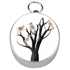 Dead Tree  Silver Compasses by Valentinaart