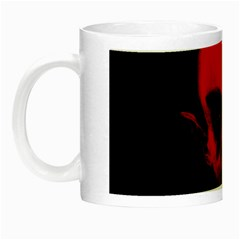 Dracula Night Luminous Mugs by Valentinaart