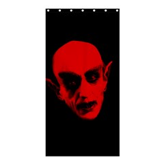 Dracula Shower Curtain 36  X 72  (stall)  by Valentinaart