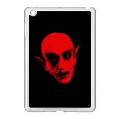 Dracula Apple Ipad Mini Case (white) by Valentinaart