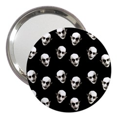 Dracula 3  Handbag Mirrors by Valentinaart