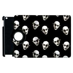 Dracula Apple Ipad 3/4 Flip 360 Case by Valentinaart
