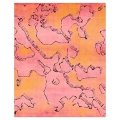 Fantasy Dungeon Maps 6 Drawstring Bag (small) by MoreColorsinLife