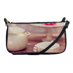 High Tea, Shabby Chic Shoulder Clutch Bags by Love888