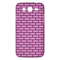 Brick1 Black Marble & Pink Colored Pencil Samsung Galaxy Mega 5 8 I9152 Hardshell Case  by trendistuff