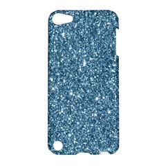 New Sparkling Glitter Print F Apple Ipod Touch 5 Hardshell Case by MoreColorsinLife