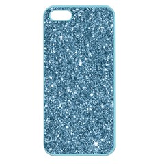 New Sparkling Glitter Print F Apple Seamless Iphone 5 Case (color) by MoreColorsinLife