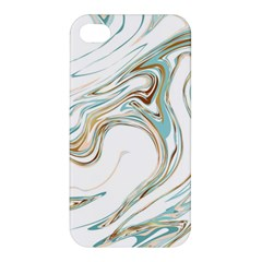 Abstract Marble 1 Apple Iphone 4/4s Premium Hardshell Case by tarastyle