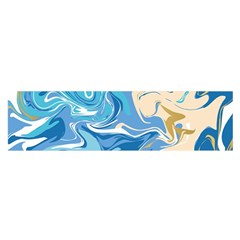 Abstract Marble 2 Satin Scarf (oblong) by tarastyle