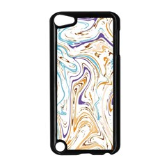Abstract Marble 3 Apple Ipod Touch 5 Case (black) by tarastyle