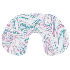 Abstract Marble 4 Travel Neck Pillows by tarastyle