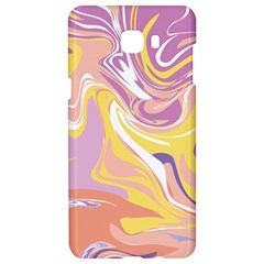 Abstract Marble 5 Samsung C9 Pro Hardshell Case  by tarastyle