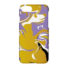 Abstract Marble 7 Apple Iphone 7 Hardshell Case by tarastyle