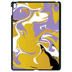 Abstract Marble 7 Apple Ipad Pro 9 7   Black Seamless Case by tarastyle